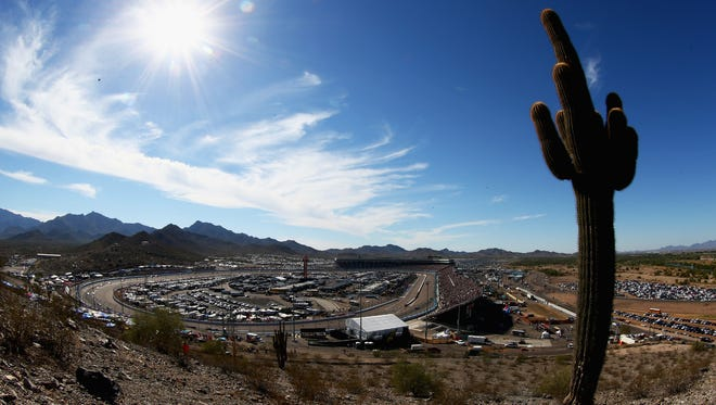 Phoenix International Raceway will get a major facelift.