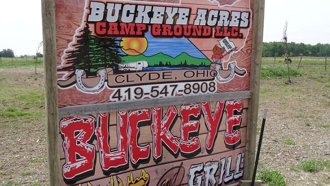 Buckeye Fire and Grill has been open in Clyde since August 2013. The restuarant is located on Sandusky County Road 278.