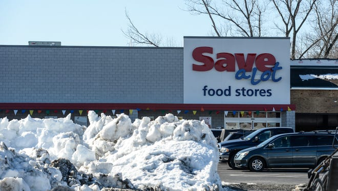 Save-A-Lot opened its newest grocery store on Thursday, Feb. 18, 2016, at 611 N. 12th St., Lebanon.