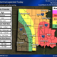 Region at risk of severe weather today