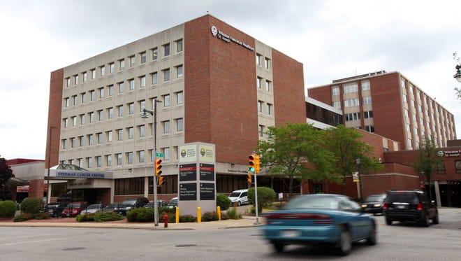The Wheaton Franciscan-St. Joseph campus in Milwaukee.