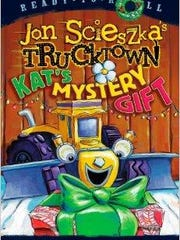 'Kat's Mystery Gift' by Jon Scieszka