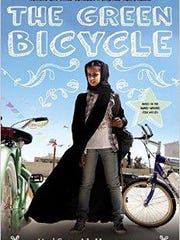 'The Green Bicycle' by Haifaa Al Mansour