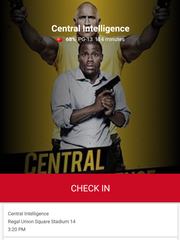 With MoviePass, you can see one movie every 24 hours.
