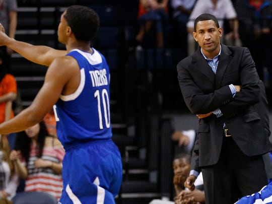 Tennessee State head coach Dana Ford has ties to the Missouri Valley as a player and coach.
