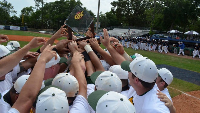 Delta State has won the coveted Gulf South Conference Championship Trophy.