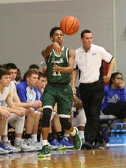 Isaiah Thompson put up big numbers as a freshman at Zionsville.