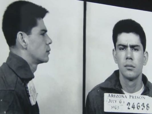 Ernesto Miranda's 1963 Arrest