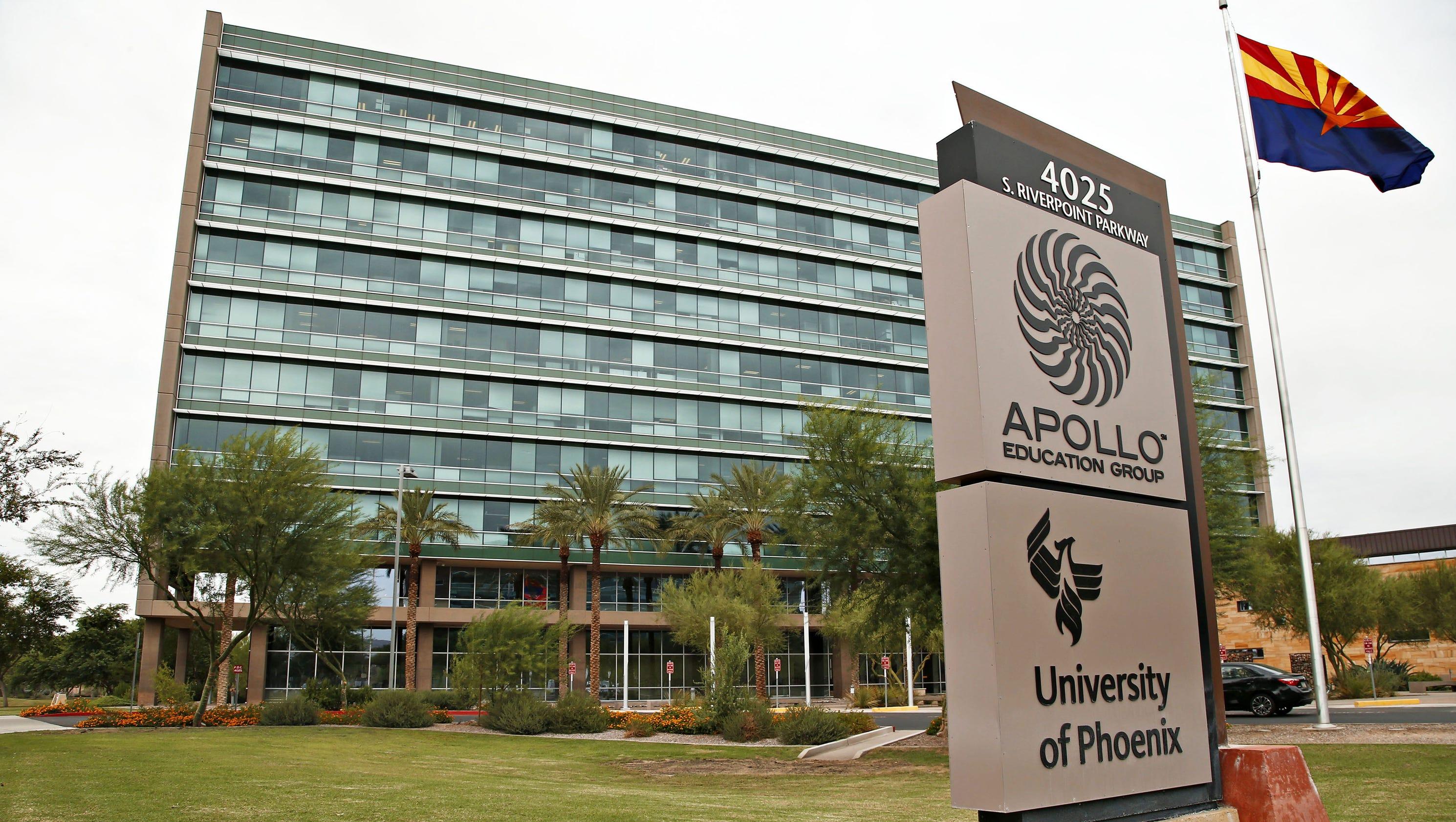 Feds ok sale of university of phoenix parent if conditions are met xflitez Choice Image