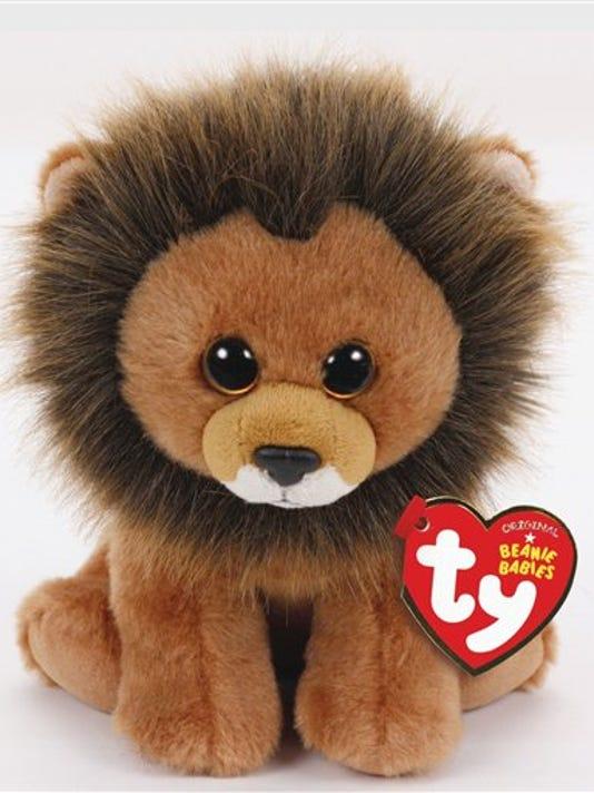 Ty Inc Beanie Baby Cecil