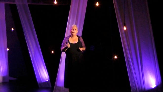 """Wendy Watson singing """"Imagine"""" will be among the performances that will be showcased in Cape Rep Theatre's three-part, virtual """"The November Project."""""""