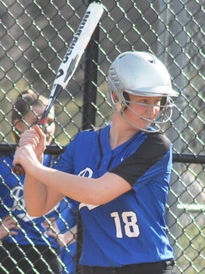 Hawthorne senior first baseman Madison Noordeloos has been a major contributor during her years for the Lady Bears.