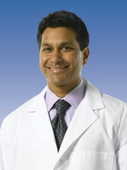 Dr. Asim Piracha, medical director and refractive specialist