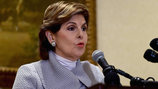 Gloria Allred said she's pressing for a second deposition of Bill Cosby.