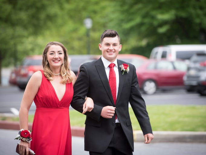 Annville Cleona High School held their prom at the