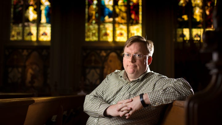 Abused by a priest, now a champion of the church