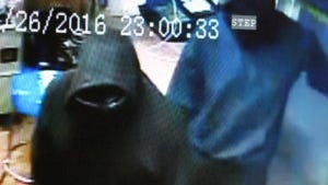 These two men are sought for an armed robbery in Audubon.