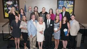 The Cocoa Beach Regional Chamber of Commerce recently recognized its Business Champions of the Year.