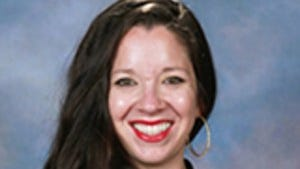 Alix Morales, a Spanish teacher at Siegel High School, has been suspended pending an investigation into accusations that she sold alcohol to students.