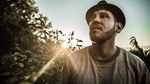 On Thursday, June 21, headliner Boogát (pictured) will perform his blend of Latin and hip-hop music along with opening act Cold Soda Club, a Sheboygan alt-rock band.