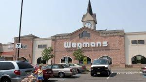Wegmans announces ice recall.