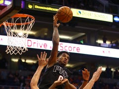 Phoenix Suns set NBA Defensive POY goal for Marquese Chriss