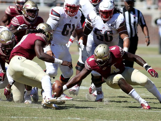 The last time these two squads matched up in Tallahassee, Florida State came away with a 41-21 victory over Louisville.