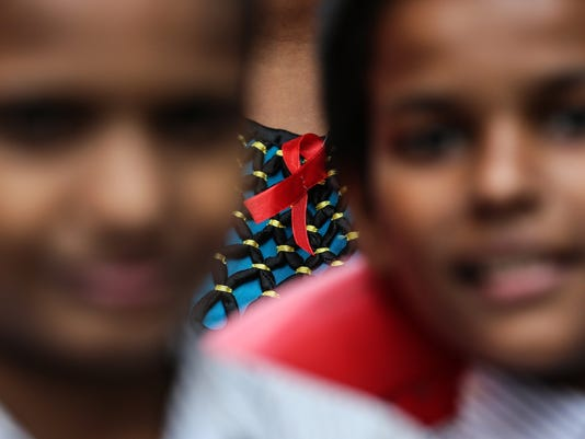 EPA INDIA WORLD AIDS DAY POL CITIZENS INITIATIVE & RECALL IND MA