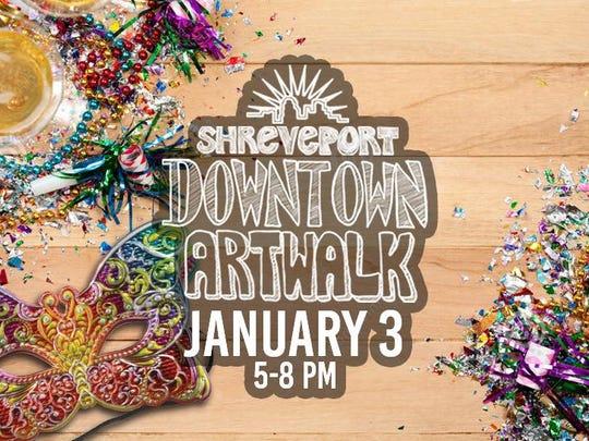 January Artwalk