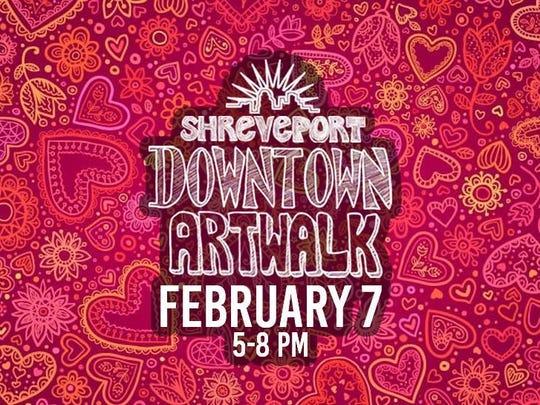 Feb artwalk