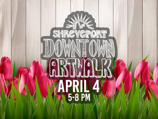 april artwalk