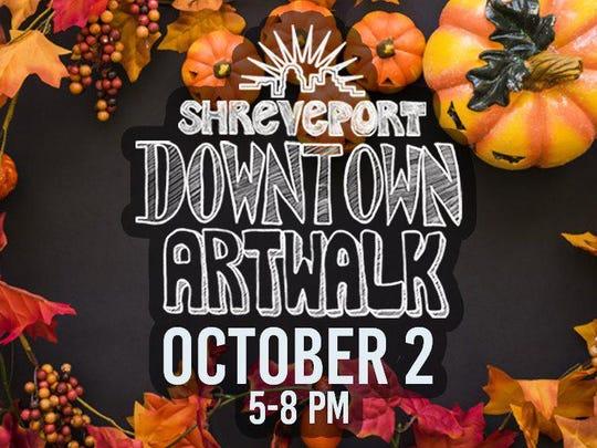 October Artwalk