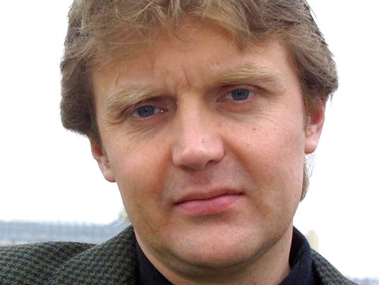 AP Britain Poisoned Spy