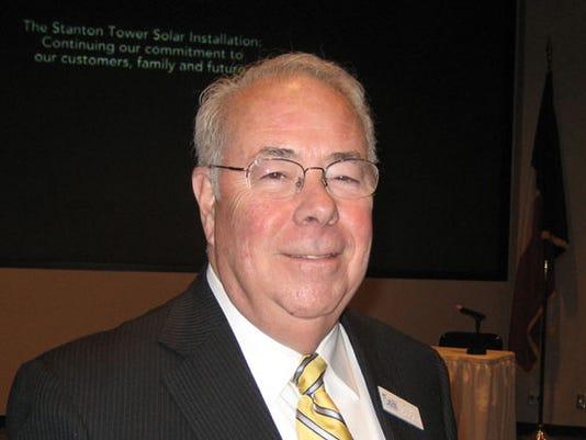 El Paso Electric CEO Tom Shockley