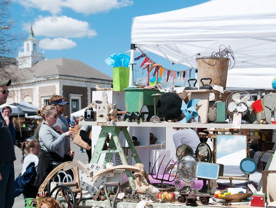 The Clover Market returns to Collingswood as part of