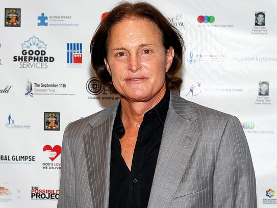 Bruce Jenner in 2013 in New York. His mother, Esther