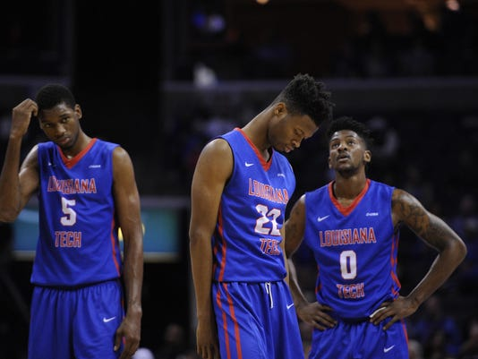 NCAA Basketball: Louisiana Tech at Memphis