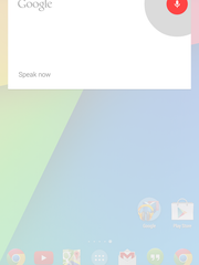 Google Now Launcher gives you relevant information