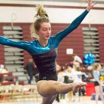 WIAA Gymnastics Sectional
