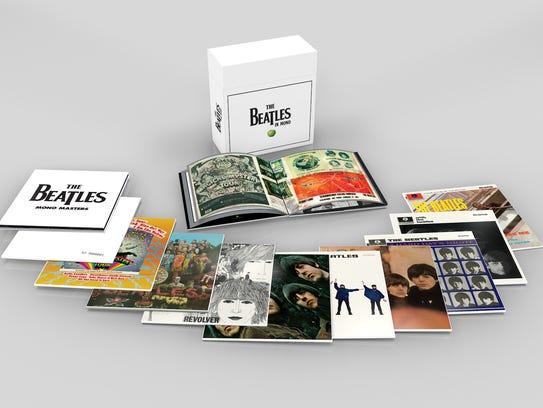 'The Beatles in Mono' box set