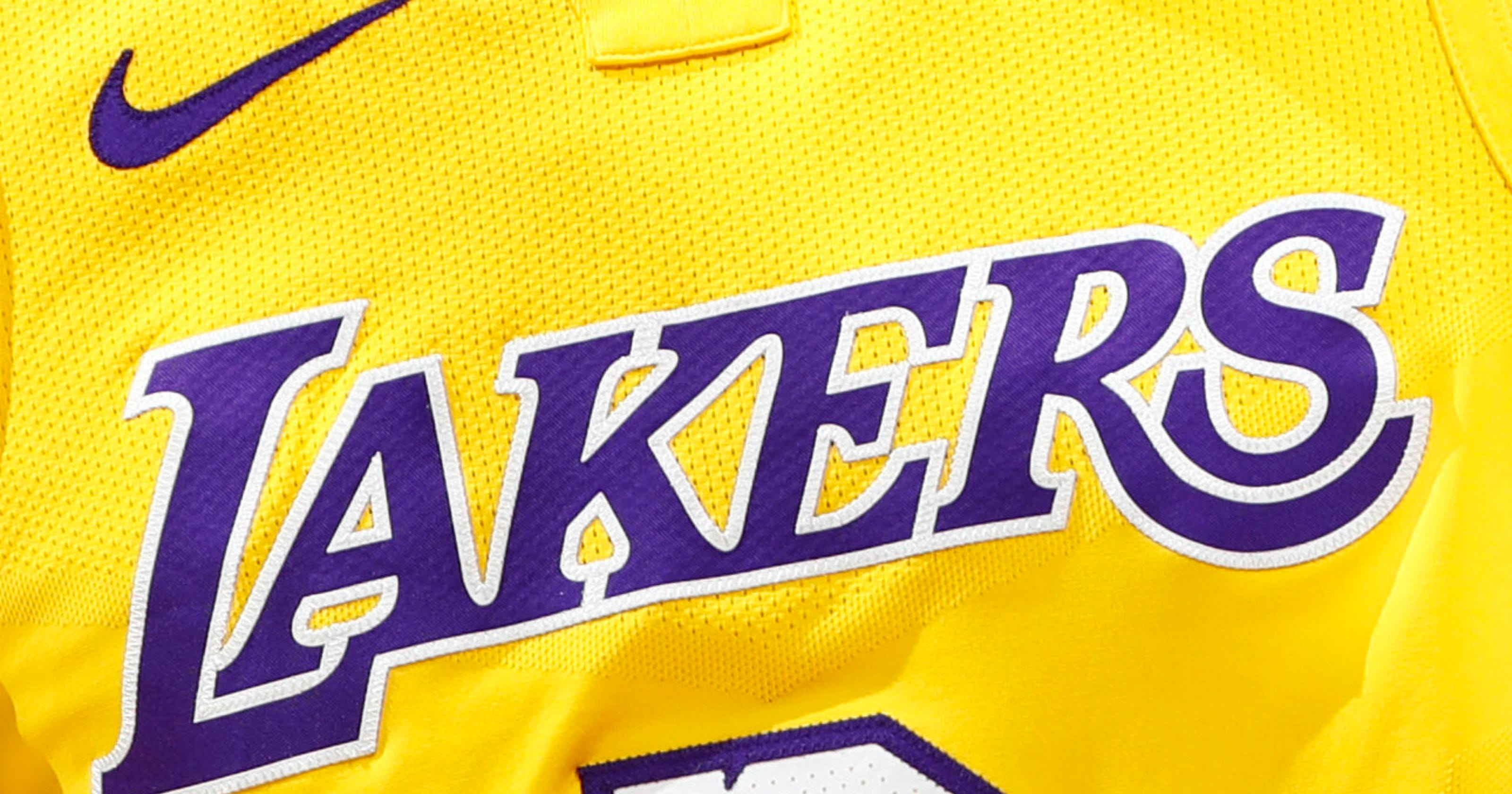 2e4abaa5b Lakers unveiled Showtime-inspired new uniforms