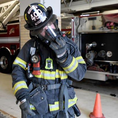 Cancer: Asheville firefighters face job danger even deadlier than fire