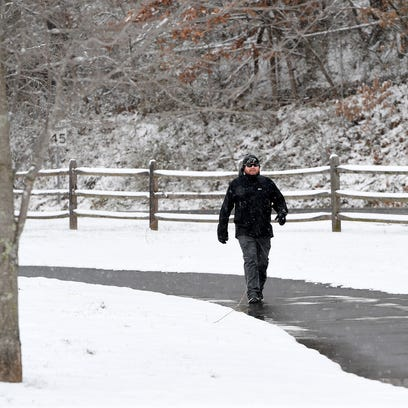 Spring? Hardly. March snowstorm sets sights on WNC