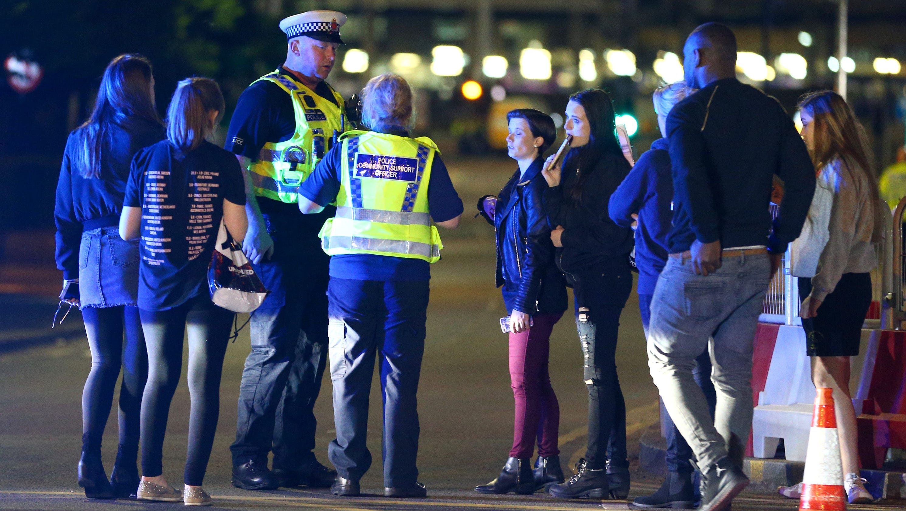What we know about the Ariana Grande concert explosion