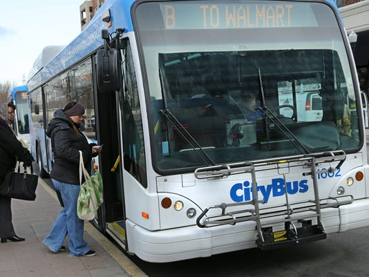 LAF N CityBus Record