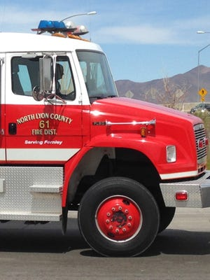 The North Lyon County Firefighters Association denies claims of libel.