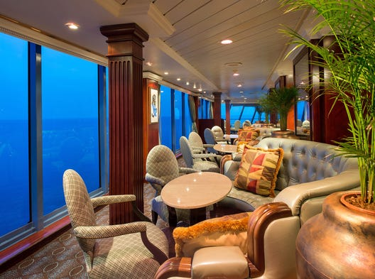 Oceania Cruises  Your World Your Way