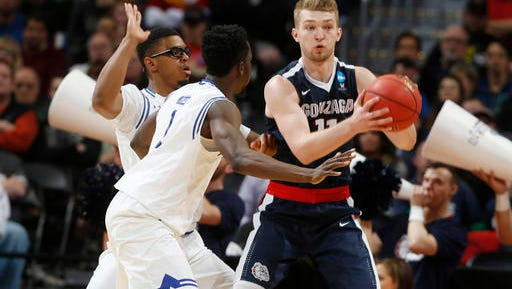 A Seton Hall-Gonzaga rematch could happen in November.