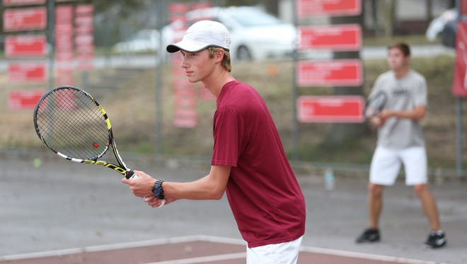 Leon senior Will Stone will play No. 2 singles this year. Stone was the 2015 All-Big Bend Player of the Year as a junior, leading the Lions to a state runner-up.