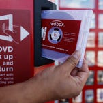 Grab some popcorn and a Redbox movie before the snow gets here.